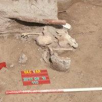 Megtalálták I. Géza király sírhelyét