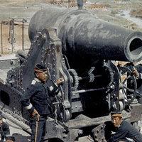 Színes képek az orosz-japán háborúról