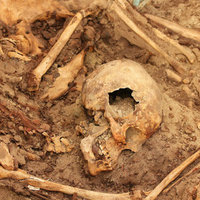 Képek az érintetlen perui királysírról