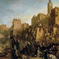 Aki a szeme világát is odaadta volna Jeruzsálemért