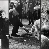 Ritkán látható fotók Churchillről