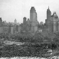 New York a 2. világháború alatt