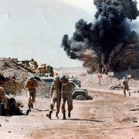 Vérontás a sivatagban