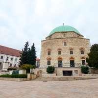 Látogatás Gázi Kászim pasa dzsámijában