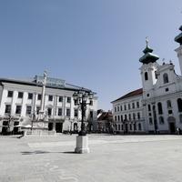 Győr óvárosának barokk kincsei