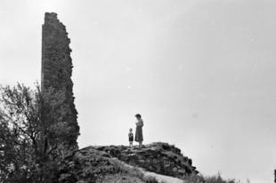 A Szigligeti vár egykor és most