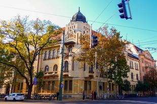 Szecessziós séta Szegeden