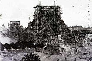 Az Erzsébet híd története