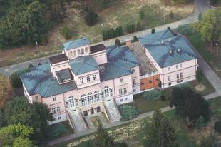 Ybl Miklós tervezte kastélyok - Ikervár
