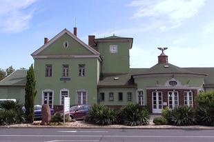 A Balaton-part egyik legszebb vasútállomása