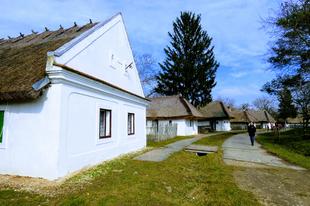 A népi építészet csodaszép példái a Vasi Skanzenben