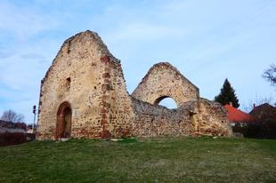A fülöpi templomrom, Révfülöp