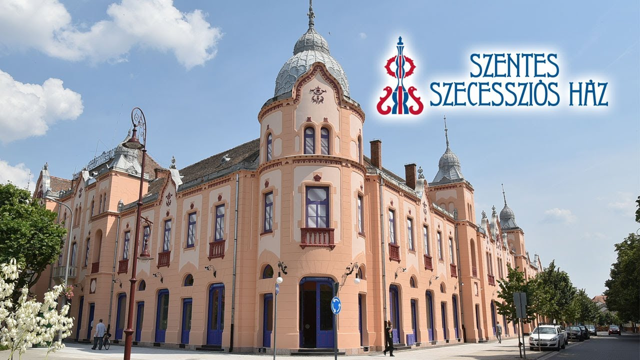 Kép: A Szentes Szecessziós Ház megnyitója a volt Petőfi Szálló épületében /  youtube.com / Ferenc Vidovics