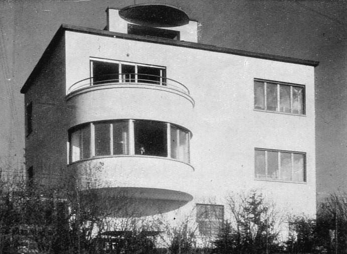 1932. Budapest, II. Lepke u. 25. Kép: Wikimedia Commons