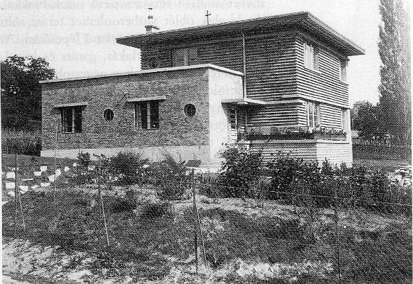 1927. Budapest, II. Virágárok út 15. Kép: Wikimedia Commons