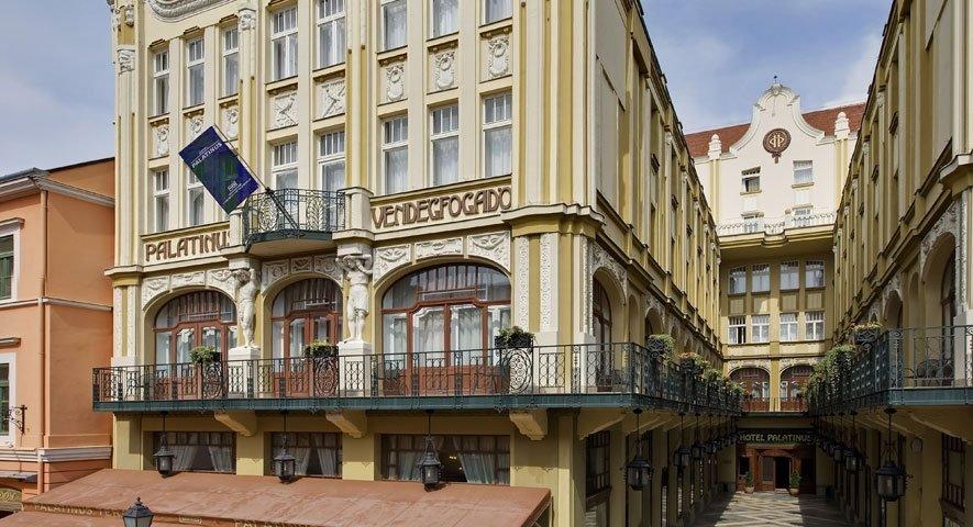 Forrás: Danubius Hotels
