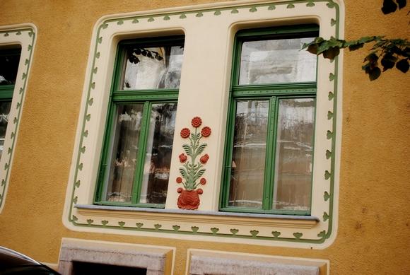 Népművészeti motívumok, virágminták. Kép: eletmod.transindex.ro