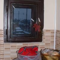 Téli ablak, őszi kirándulás