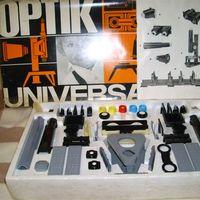Optikai építő játék