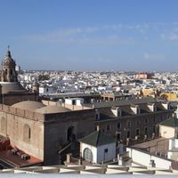 Andalúz nemCamino körutazás: 8. nap Sevilla
