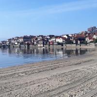 Portugál út 20. nap / Variante Espiritual 1. nap - Pontevedra - A. Armenteira (22 km)