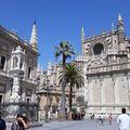 Andalúz nemCamino körutazás 7. nap Sevilla