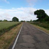 El Camino 2016, 17. nap: Carrión de los Condes - Terradillos de los Templarios - 26 km