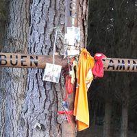 El Camino 2016, 31. nap : Portomarín - Palas de Rei (25,2 km)