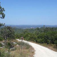 Portugál Camino 2018. 2. nap - Cortica - Ansiao (20,1 km)