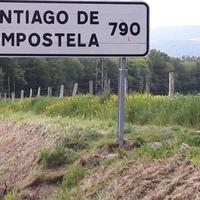 El camino 2016. 2. nap, Roncesvalles - Zubiri - 27 km