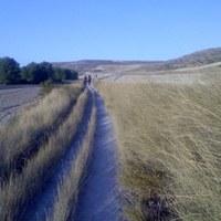 El Camino 14.nap: Hontanas - Itero de la Vega (20,5 km)