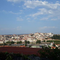 Portugál Camino 2018. 4. nap: Conimbriga - Coimbra (18,8 km)