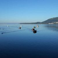 Portugál Camino Costa 2018. 15. nap: Vila Praia de Ancora - A Guarda (12,1 km)