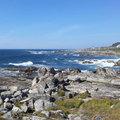 Portugál Camino Costa 2018. 16. nap: A Guarda - Porto Mougás (19,2 km)