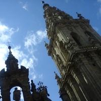 Portugál Camino 10. nap: Teo - Santiago de Compostela (14,5 km)