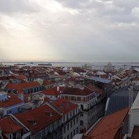 Portugál Camino 2018. - 1. nap - Lisszabon