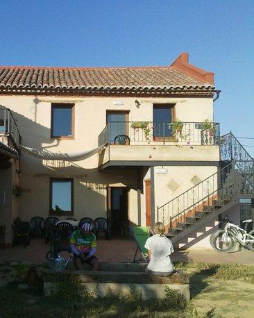 El Camino Moratinos Hospital San Bruno albergue kert.jpg
