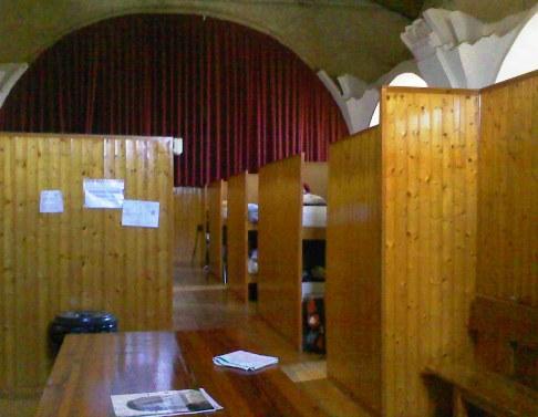 El Camino Sahagun albergue belul.jpg