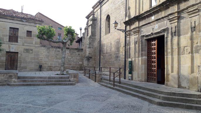 El camino, Santo Domingo de la Calzada