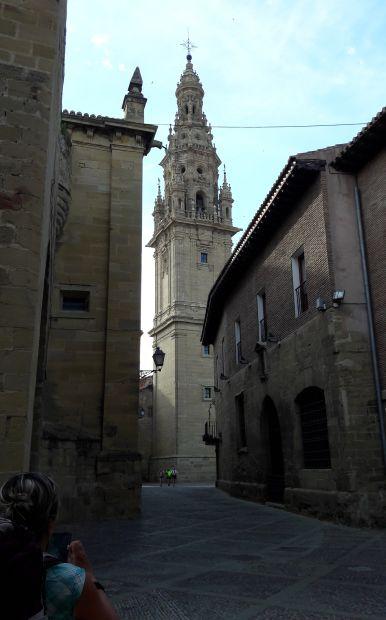 El camino, Santo Domingo de la Calzada, harangtorony
