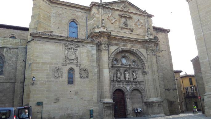 El camino, Santo Domingo de la Calzada, katedrális
