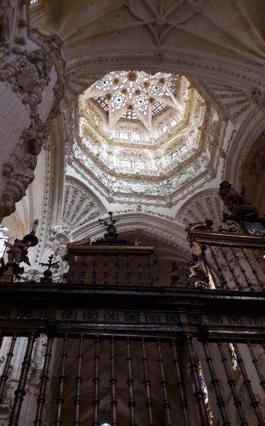 El camino, Burgos, katedrális
