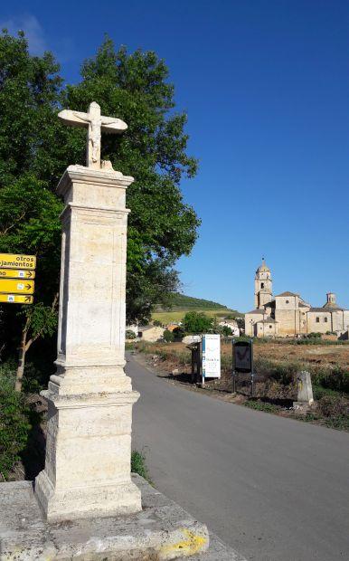 El camino, Castrojeriz