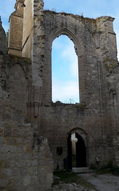 El camino, San Antón kolostor