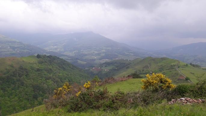 Pireneusok. A táj csodálatos!