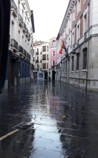 El camino, León