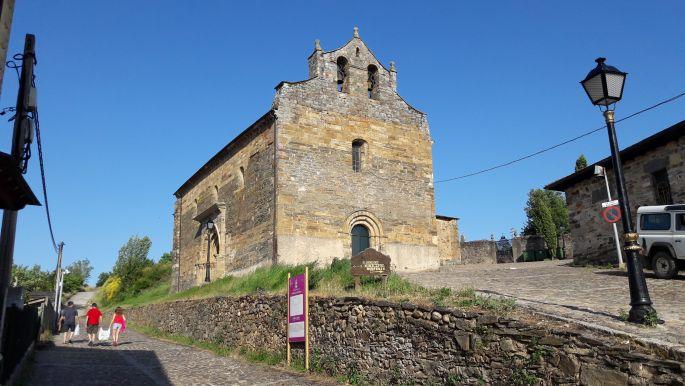 El camino, Villafranca del Bierzo