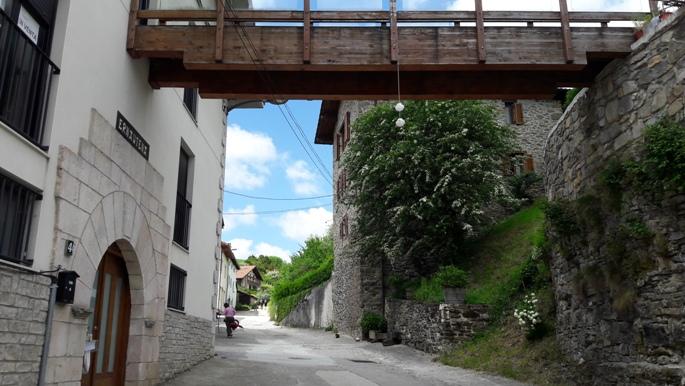 El camino, Linzoáin.