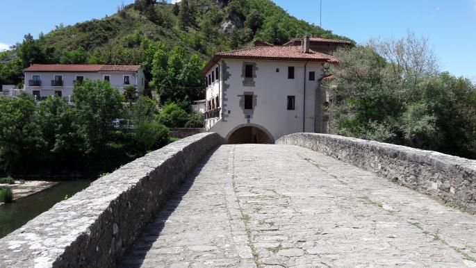 Trinidad de Arre hídja.