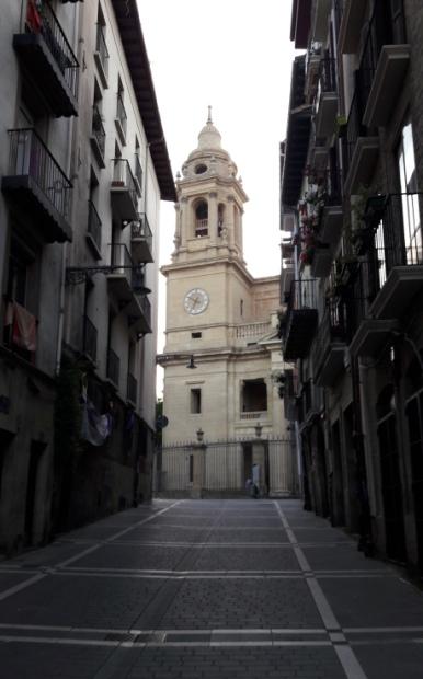 Pamplona, katedrális.